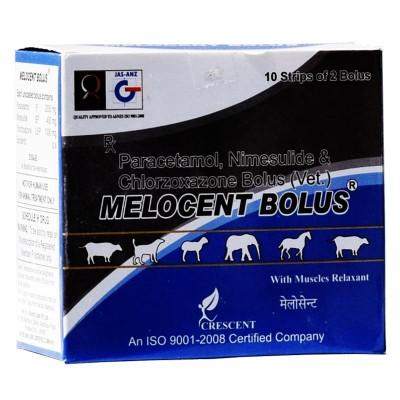 MELOCENT BOLUS 3400mg