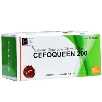 CEFOQUEEN 200